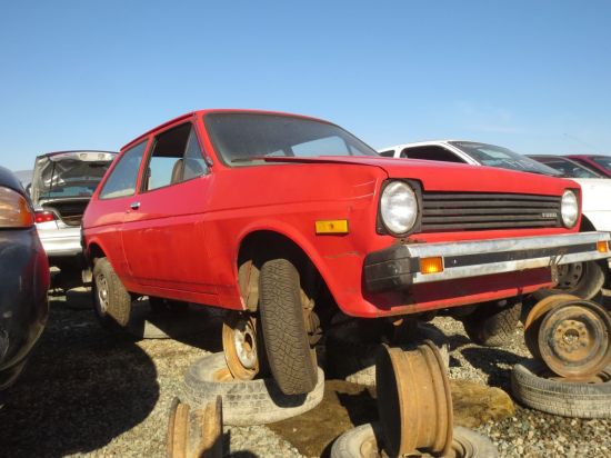10 -1978 Ford Fiesta Down On The Junkyard - Picture Courtesy of Murilee Martin