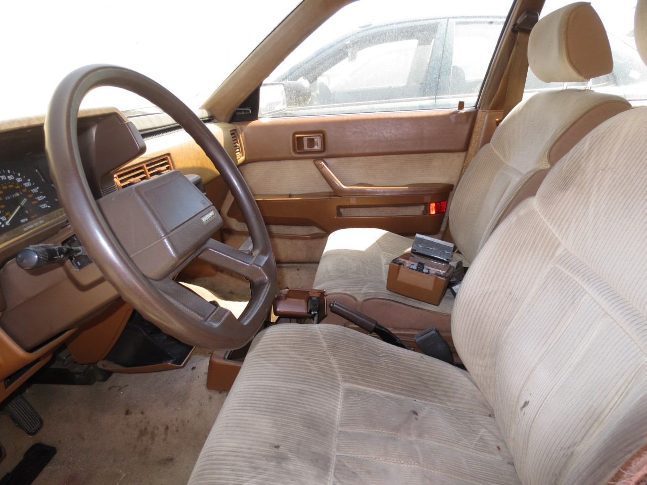 04 1984 toyota camry liftback down on the junkyard picture courtesy of murilee martin