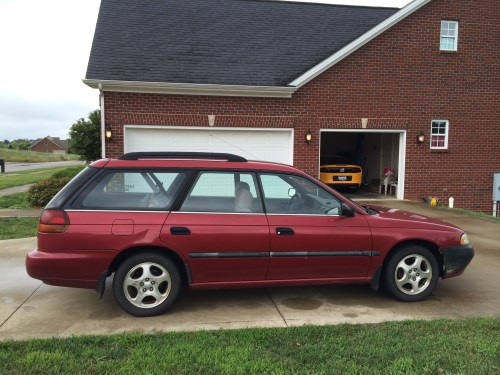 small resolution of  i have a couple older subaru wagons 96 97 for sale in morehead message me if you are interested