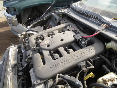 small resolution of junkyard find 2000 dodge intrepid r t the truth about cars