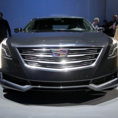 All New Camry Australia Perbedaan Grand Avanza E Dan G 2017 York 2015: Cadillac Ct6 Is Coming With Length - The ...