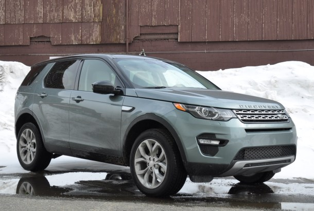 2015 land rover discovery sport front right