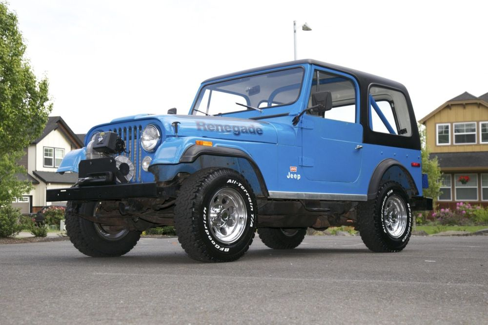 medium resolution of digestible collectible 1978 jeep renegade levi s edition