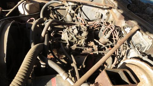 small resolution of 1974 chevrolet el camino in california junkyard engine 2016 murilee martin the