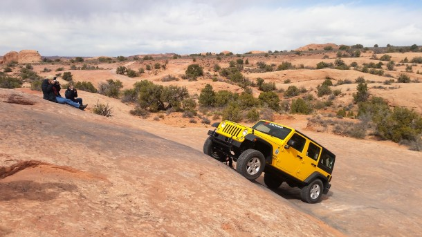 2016 Jeep Wrangler Unlimited, Image: © 2016 Jack Baruth/The Truth About Cars