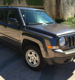 rental review 2016 jeep patriot or maybe compass [ 4032 x 3024 Pixel ]