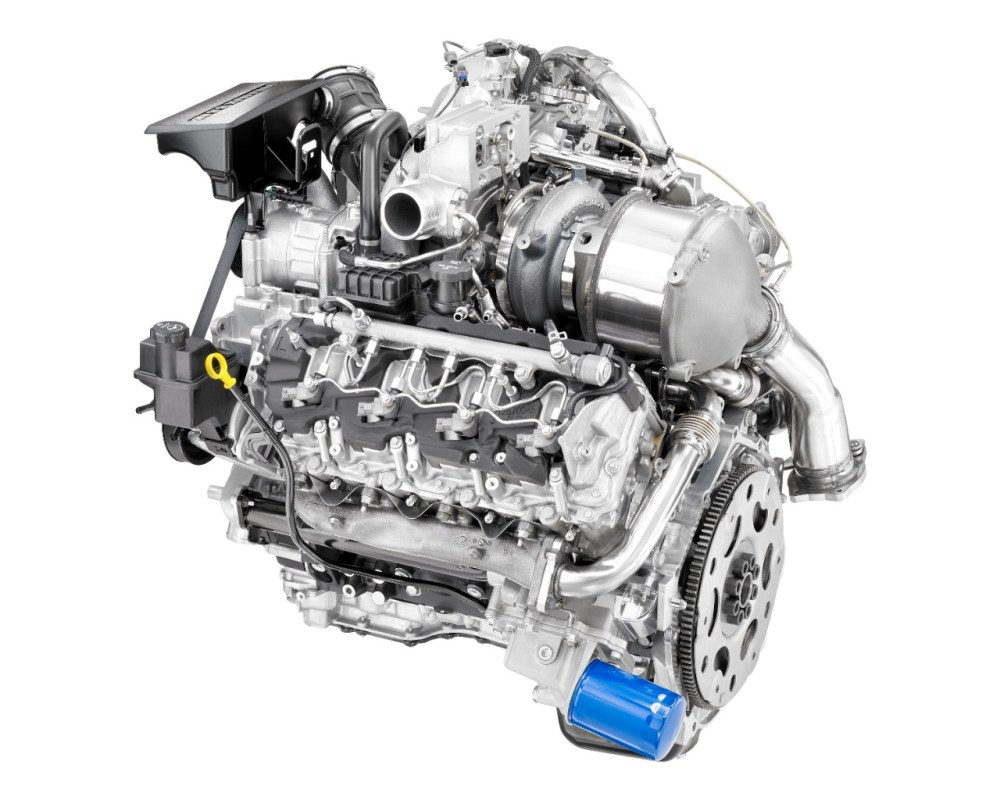 medium resolution of 2017 6 6l duramax diesel