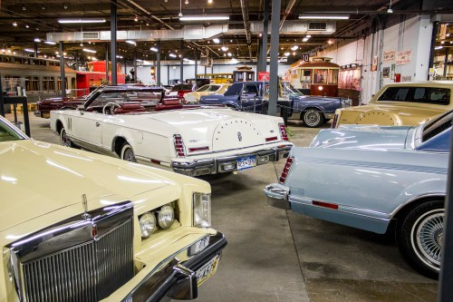 small resolution of lincoln continental exhibit at the forney museum of transportation image 2014 forest casey