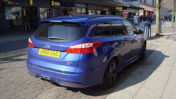 Image: Ford Focus ST Wagon, via Wikipedia
