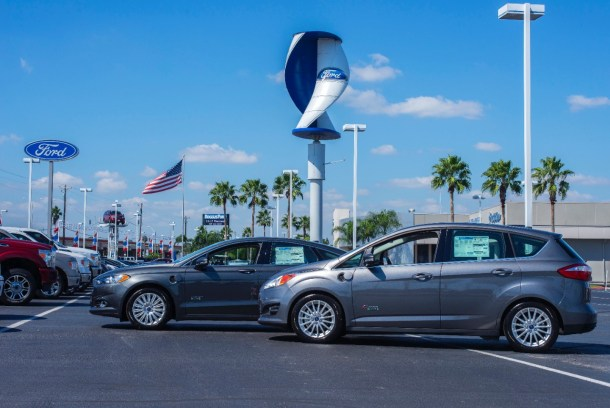 Ford dealer Wind Energy Corp - Image: Ford