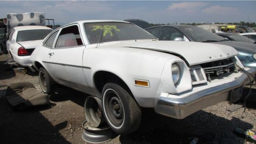 small resolution of 1977 ford pinto in colorado wrecking yard rh front view 2017 murilee martin