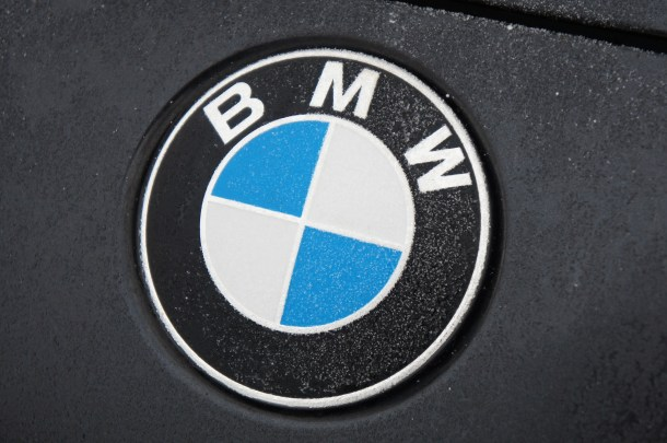 BMW logo emblem badge