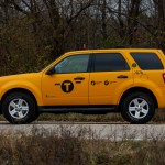 2012 Ford Escape Hybrid Taxi Review 400 000 Miles Of Cabbie Farts The Truth About Cars