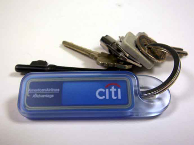 citibank rfid credit card