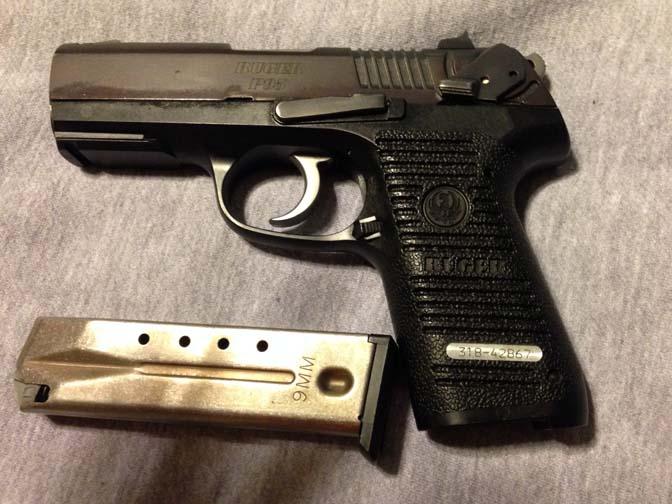 Gun Review Ruger P95