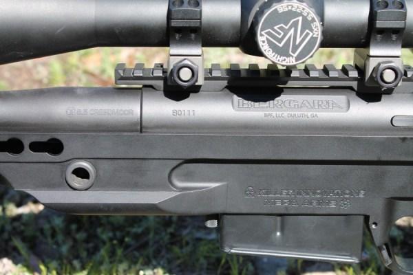 Bergara rifle (courtesy Tyler Ke for The Truth About Guns)