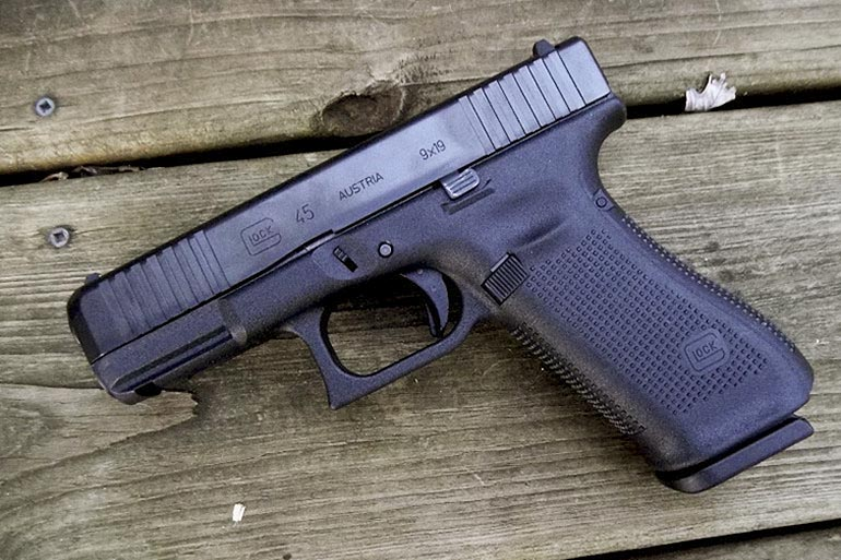 gun review glock 45