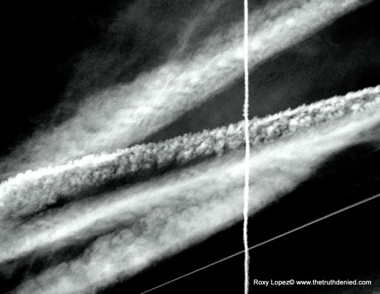 Chemtrails Kill in the Arizona Desert