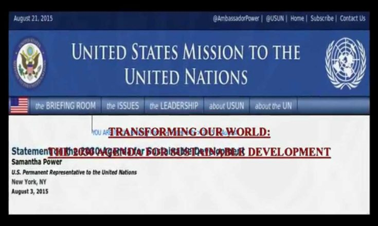 Image result for the deception of AGenda 2030