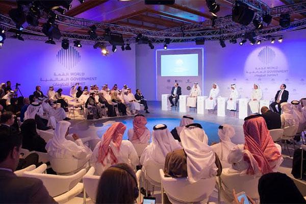 BLOG World Govt Summit gen pic