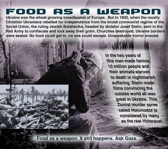 Food as a weapon