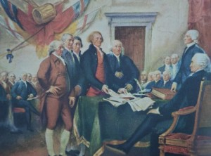 Declaration of Independence Drafting Committee. Click to enlarge