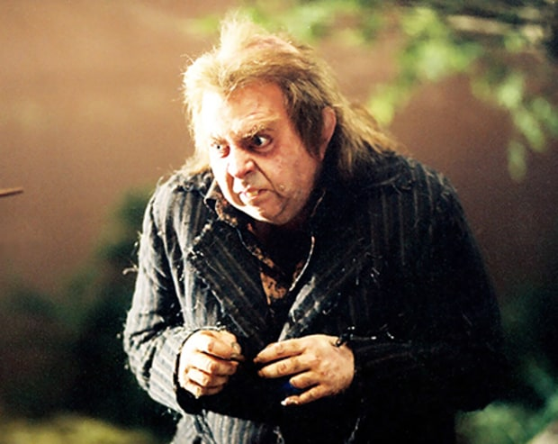 "Spall is best known for playing ""Wormtail"" in the Harry Potter movies. Click to enlarge"