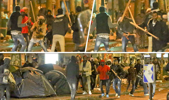 migrants-fought-running-battles-in-the-streets-of-paris-early-nov-2
