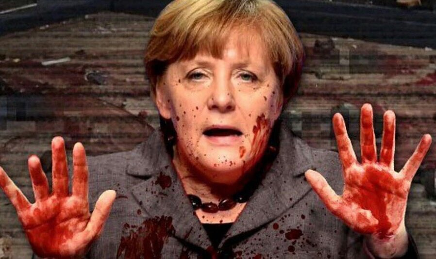 merkel-has-blood-on-her-hands