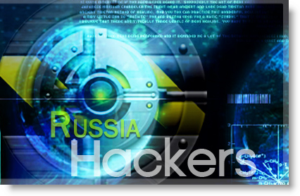 russia hackers graphic
