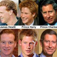 Princess Diana's former lover James Hewitt denies being Harry's father