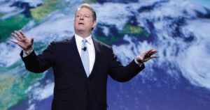 Al Gore climate doomsayer. click to enlarge