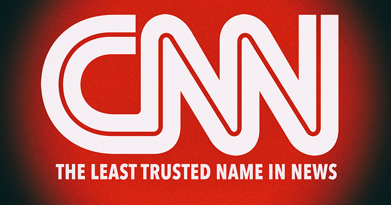 CNN Least trusted name in news