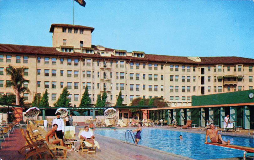 The Ambassador Hotel was owned by J. Myer Schine who was connected to the Jewish Mob and the Henry Crown family.