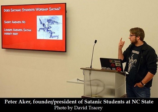 Peter-Aker-founder-president-of-Satanic-Students-at-NC-State