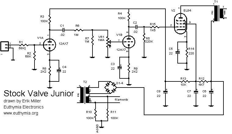 Phone System Wiring Basics Epiphone Valve Jr Value Package