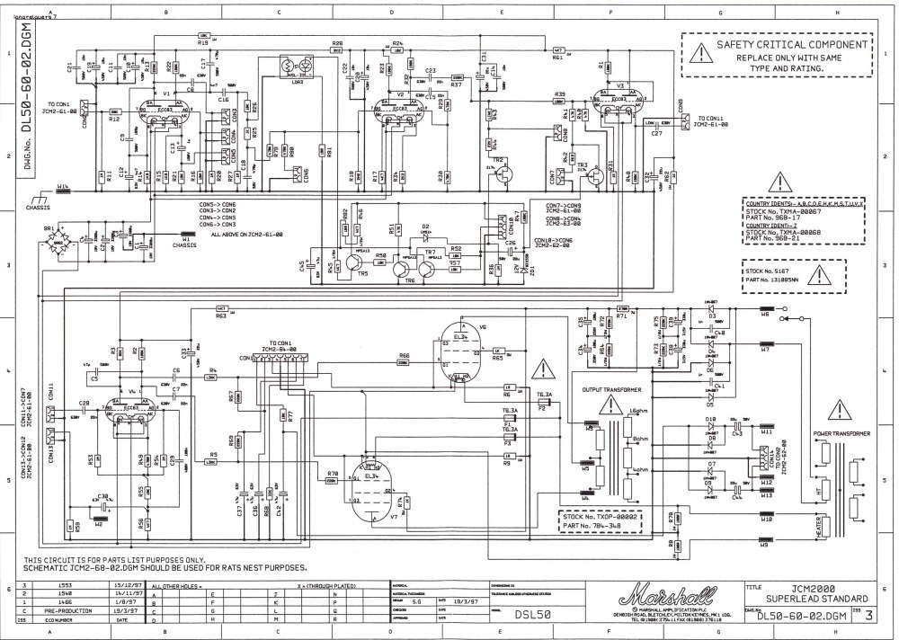 medium resolution of marshall amp schematics www thetubestore com 6x4 vacuum tube pin diagram free download wiring diagram schematic