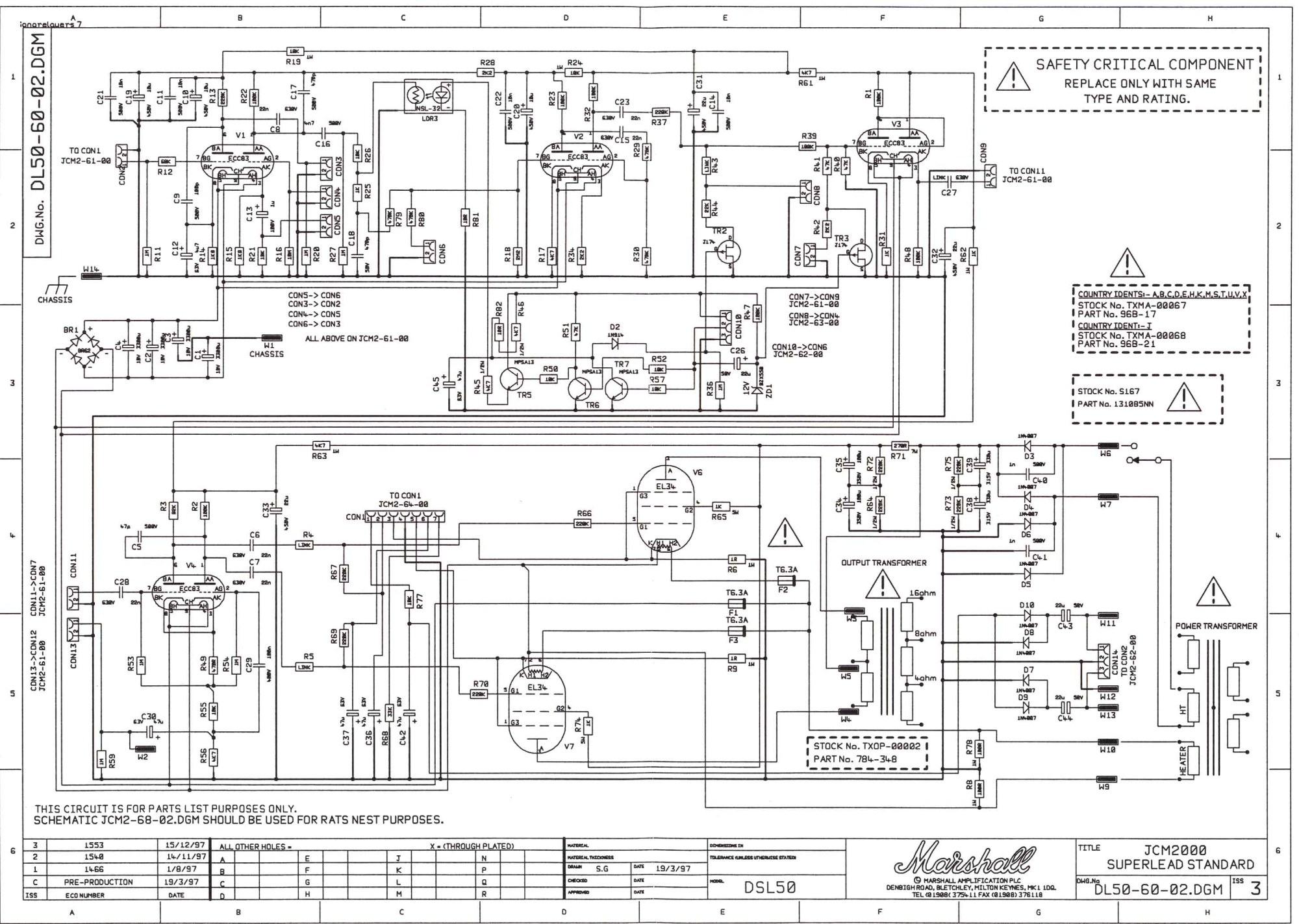 hight resolution of marshall amp schematics www thetubestore com 6x4 vacuum tube pin diagram free download wiring diagram schematic