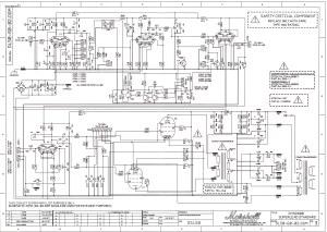 Marshall Amp Schematics  wwwthetubestore