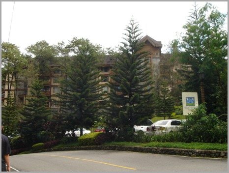 Camp John Hay The Manor Hotel