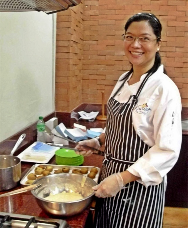 Chef Celina David