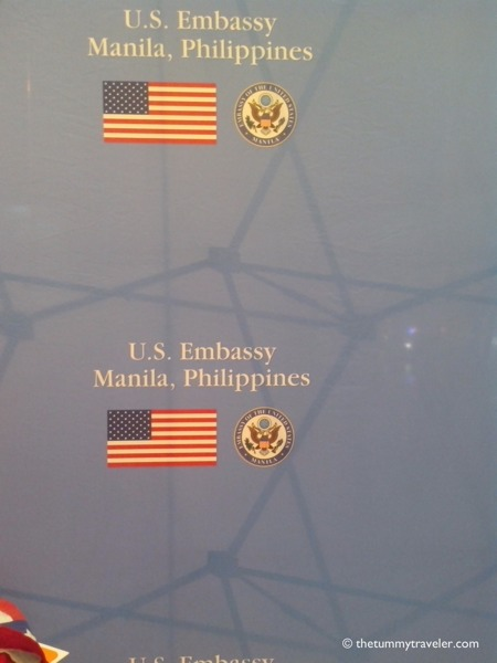 US Embassy Manila, Phillipines