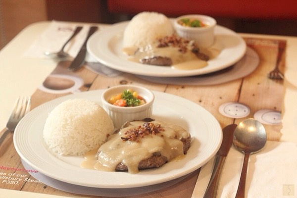 Double your love salisbury steak promo at pancake house double your love salisbury steak pancake house myp kitchen ccuart Gallery