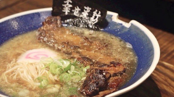 Hanamaruken Ramen at The Grove