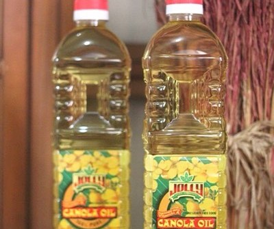 Jolly Heart Mate Canola Oil