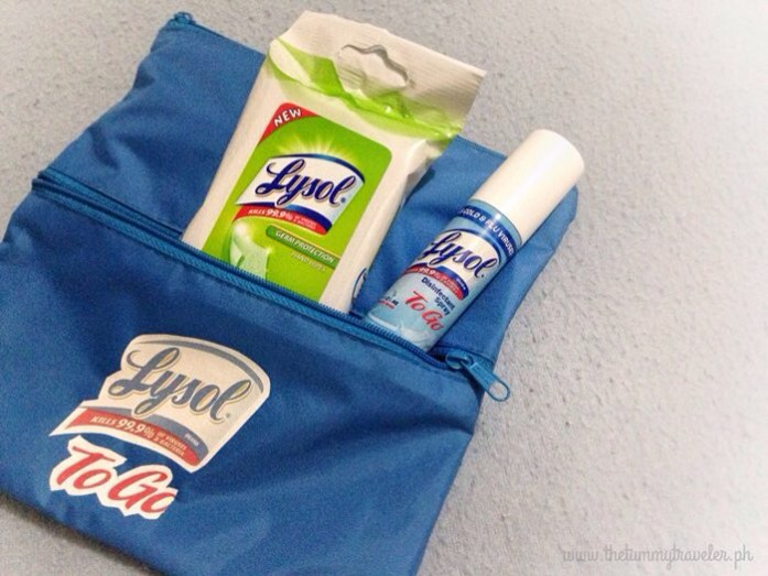 Lysol To Go