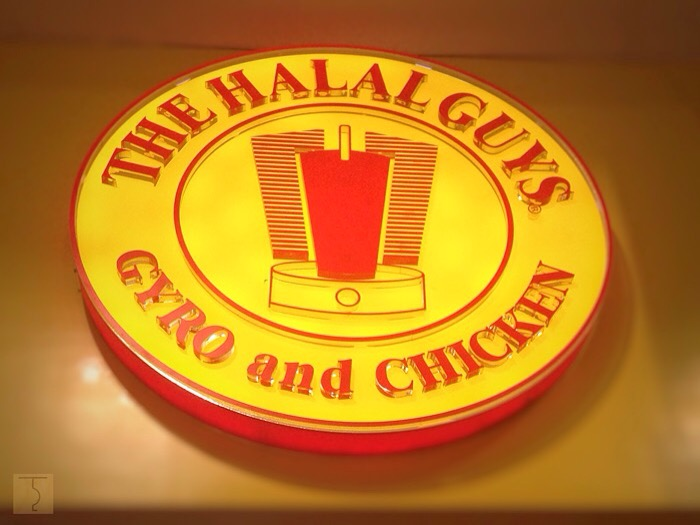The Halal Guys - Manila - Philippines - SM Megamall