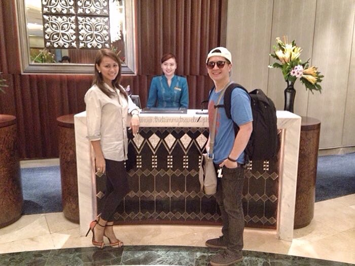 EDSA Shangri-La Hotel - Manila - The Dreys