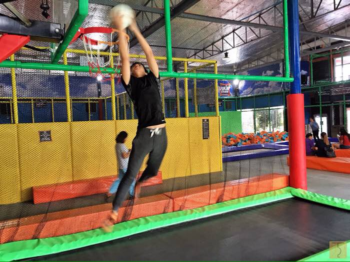 Jump Yard at Frontera Verde - Pasig - Fun Ranch