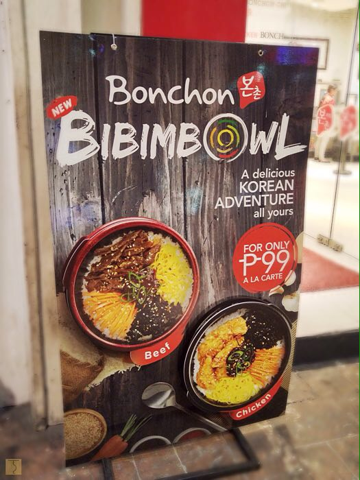 BonChon Soy Garlic Chicken - Bibimbowl